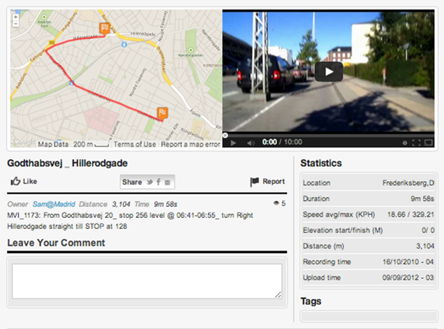Explore Cool Urban Bike Routes From The Comfort Of Your Couch