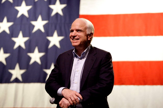 John McCain Is in Libya for Some Stupid Reason