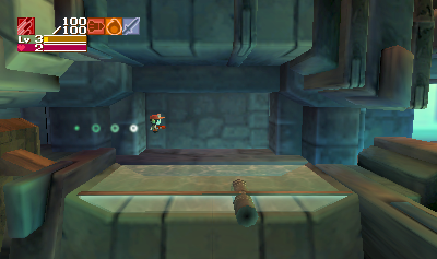 Enjoy A Ton Of Tiny, Cute Screens from Cave Story 3D