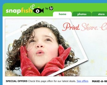 Best Photo Printing Site: Snapfish