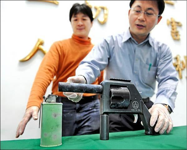Shotgun Revolvers Are the Newest Thing In Gang Weaponry