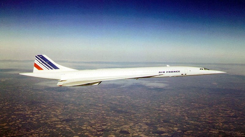 The Last Supersonic Flight of the Concorde Was 10 Years Ago Today