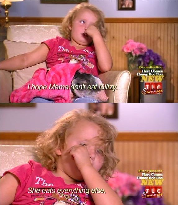 The Honey Boo Boo Family Guide to Beauty