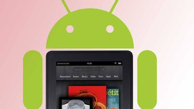 Sideload Android Apps on a Kindle Fire