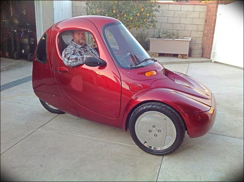 Race Prepping A Microcar