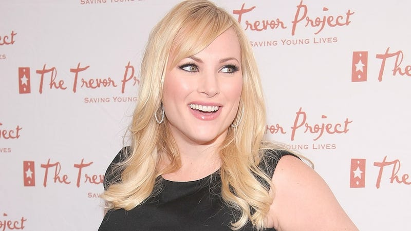 Meghan McCain Has Some Serious Shit Going On in Her Subconscious