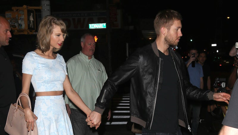 Calvin Harris to Beat Taylor Swift at Her Own Game