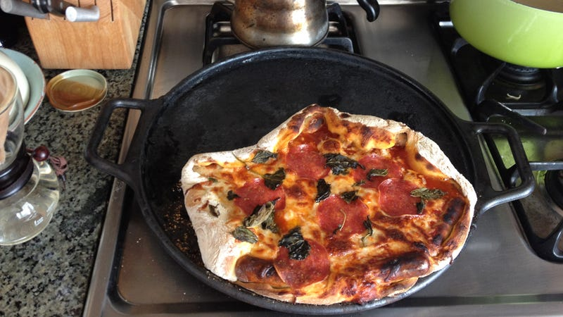 How To Make Your Own Damn Hot Dog Stuffed Crust Pizza Right Now