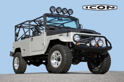 ICON Builds An FJ43, FJ45 For SEMA