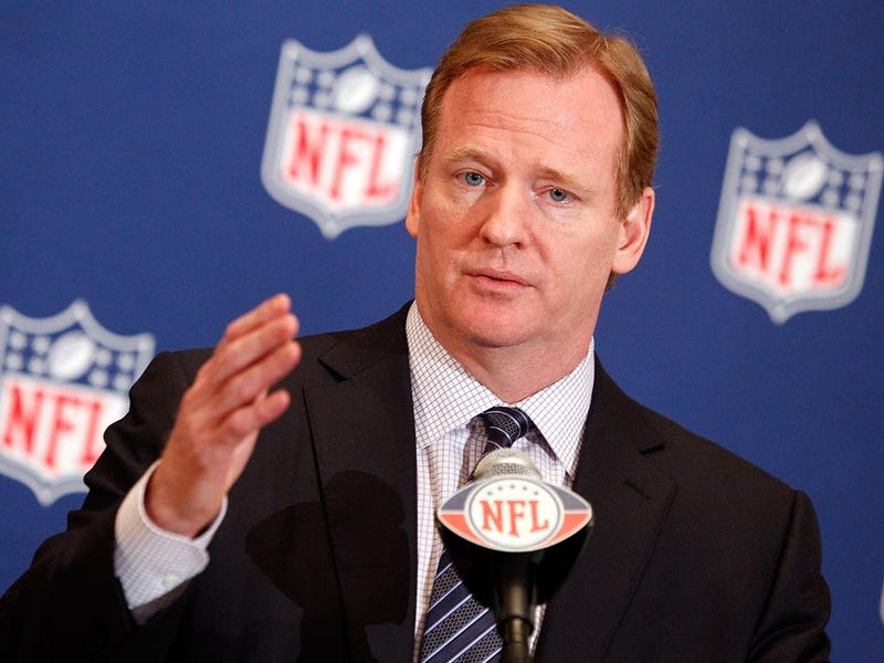NFL Announces Severe New Penalties For Domestic Violence