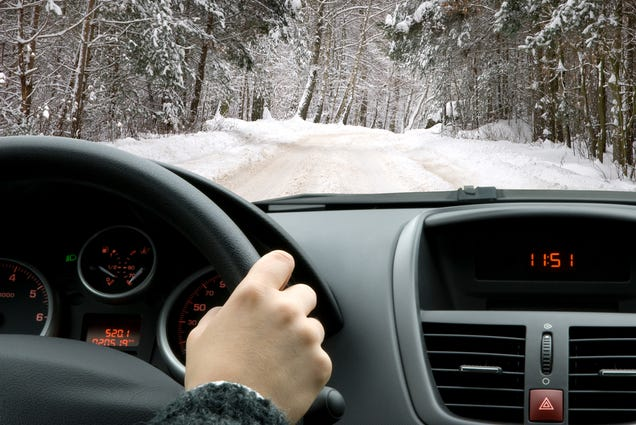 How To Drive In The Snow, In A Regular-Ass Car, Without Freaking Out