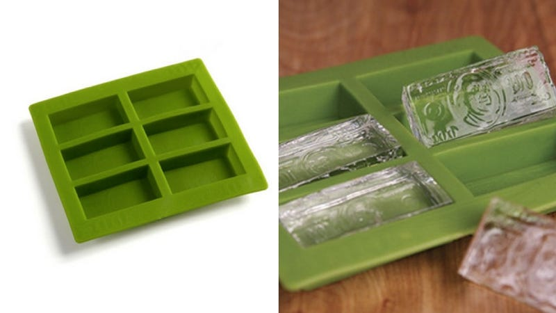 It's All About the Benjamin Ice Cubes, Baby