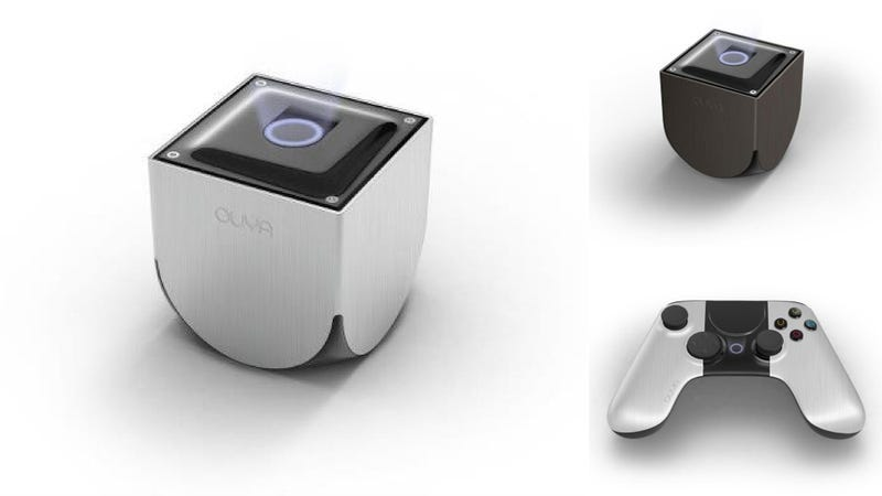 You Can Now Pre-Order the Ouya Console