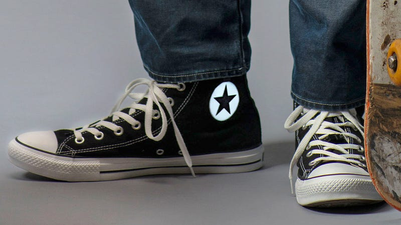 How To Add a Glowing Star To Your Chuck Taylor All-Stars
