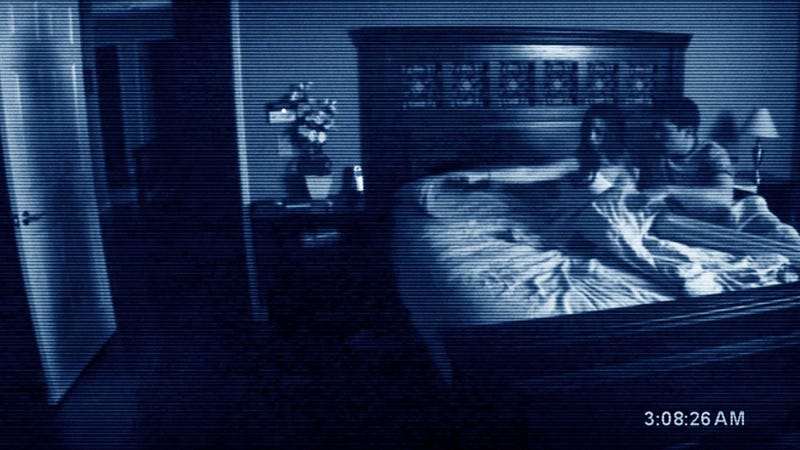 Man's 'Ghost Cam' Catches His Wife Having Sex with His Son