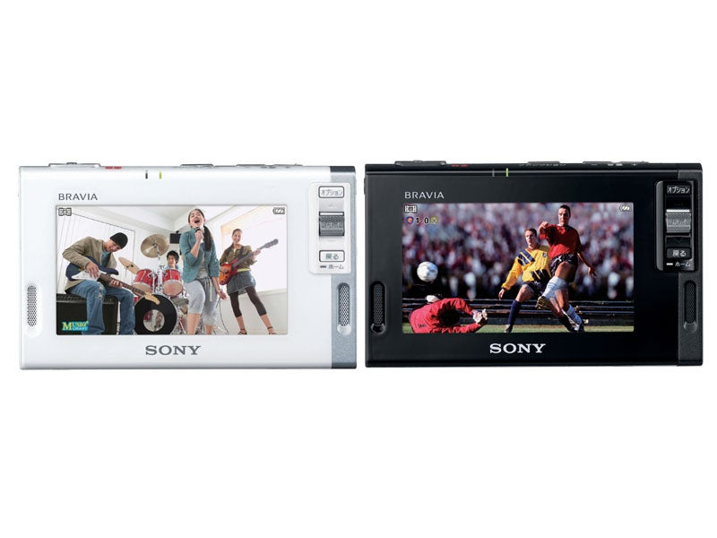 Sony Makes Tiny 3-Inch Bravia TV XDV-D500, Won't Allow It to Travel Outside Japan