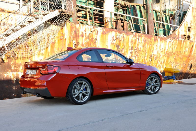 Question: What Market is the 2 Series Going For?