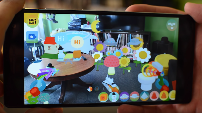 Katamari Creator Announces Whimsical AR Game