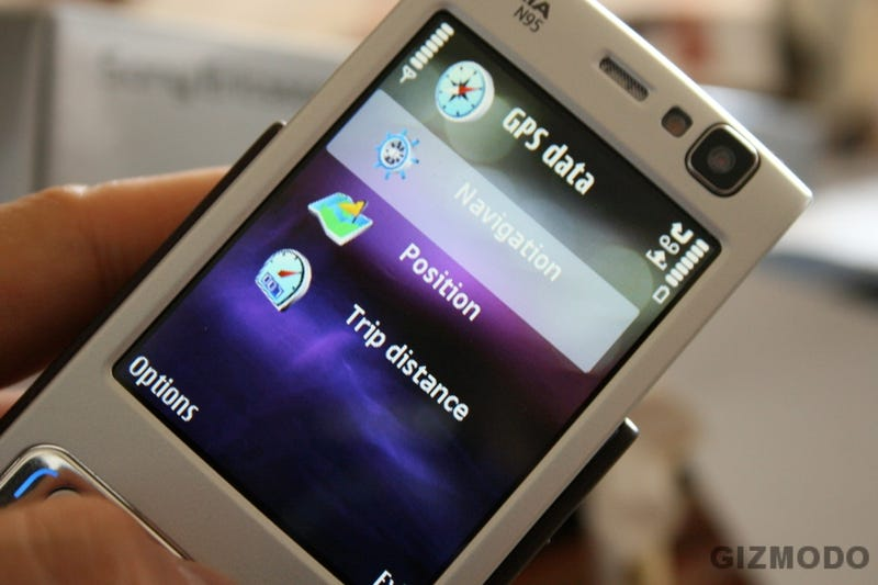Nokia N95 Superphone: 50 Screenshot Walkthrough Next Best Thing to Owning It