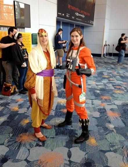 WonderCon Cosplay Gallery 2012 Part 1