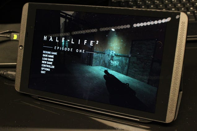 Nvidia's Shield Tablet Gets a Little Sweeter