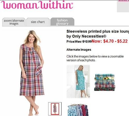 A Plus-Size Marketing Mystery