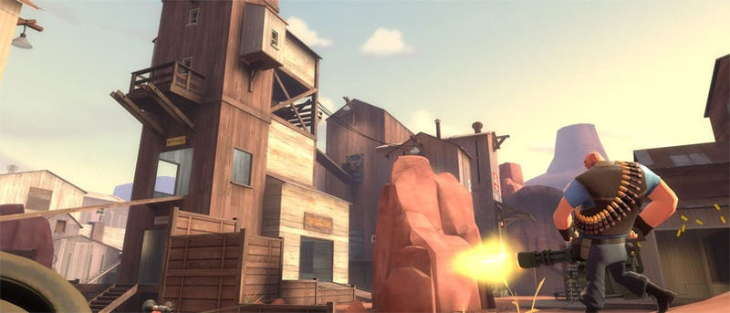 Team Fortress 2 Map Editing Just Got A Lot Easier