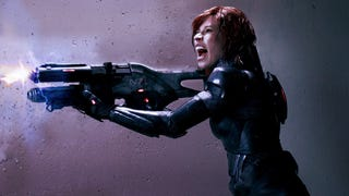 Terrific Femshep Cosplay