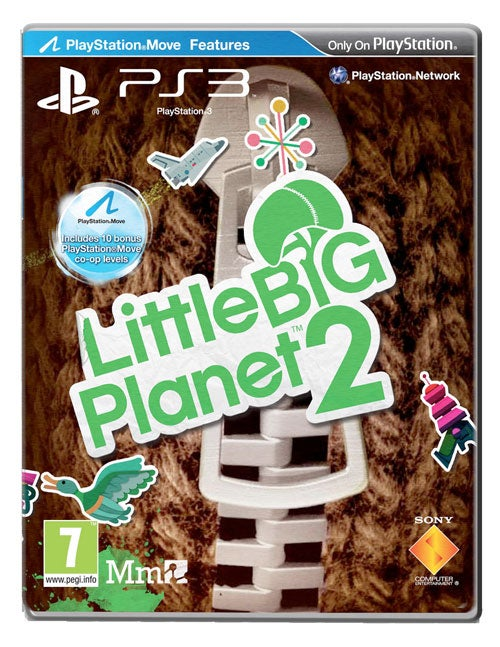 Europe Gets The LittleBigPlanet 2 Collector's Edition Shaft