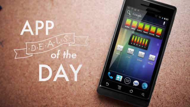 Daily App Deals: Get AudioManager Pro for Android for 99¢ in Today's App Deals