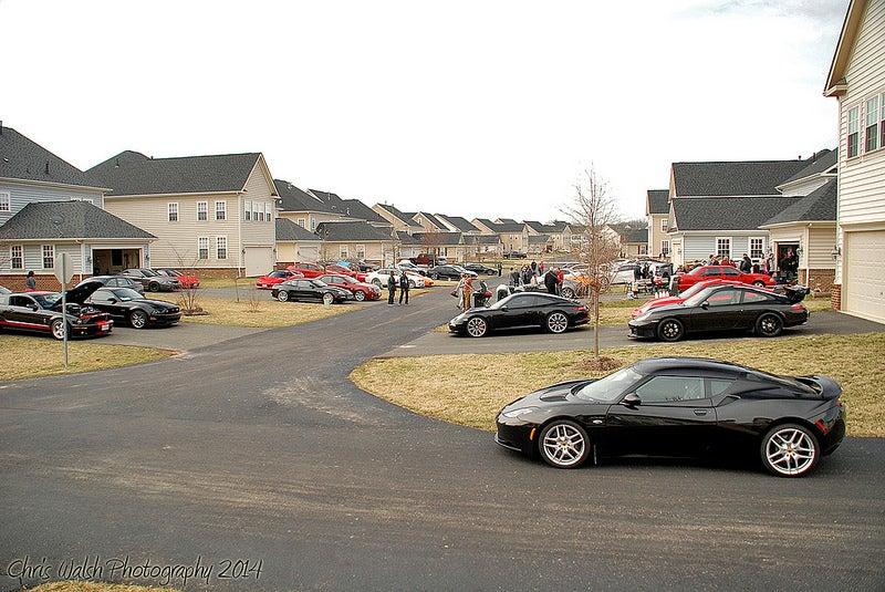 Neighborhood takeover