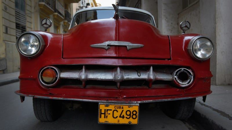 A $29,000 Car Costs $262,000 In Cuba