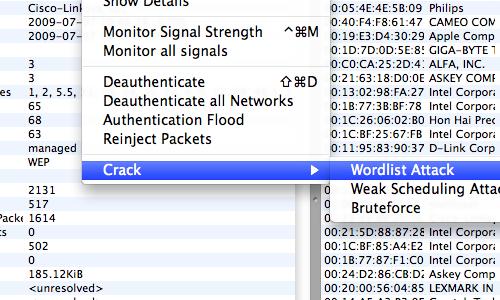 На прошлой неделе мы показали вам, как взломать ключ сети Wi-Fi в WEP с реа