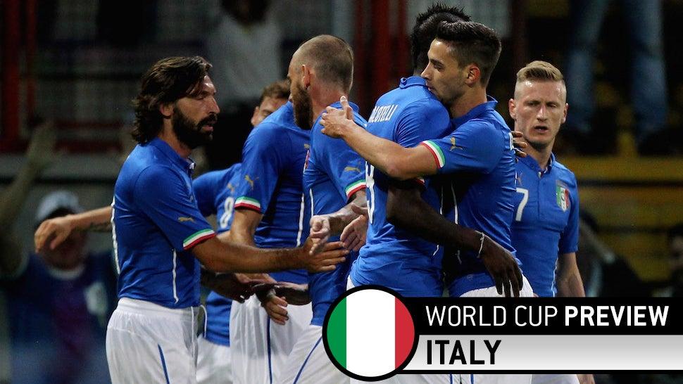 Italy Great; Sky Still Blue