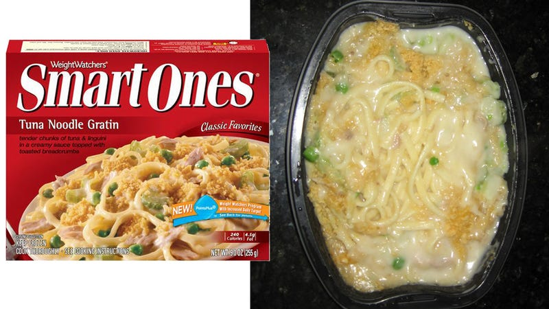 What Your Frozen Diet Dinners Really Look Like (Hint: Disgusting)