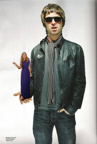 Rachel Zoe, Fab 5 Freddy and Noel Gallagher Walk Into A Bar...