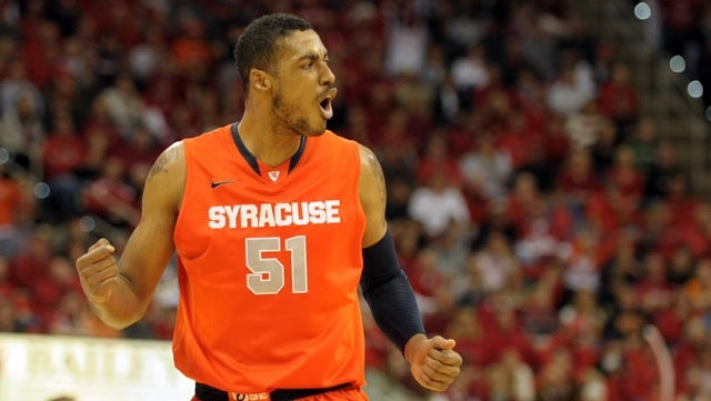 Fab Melo Is Ineligible Because Of Academics. Well, That's No Fun.