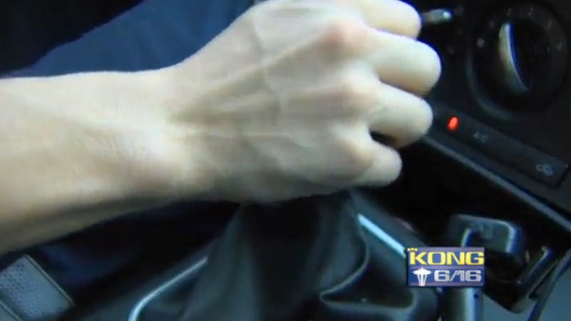 Genius Parents Curb Teen's Distracted Driving With Manual Transmission