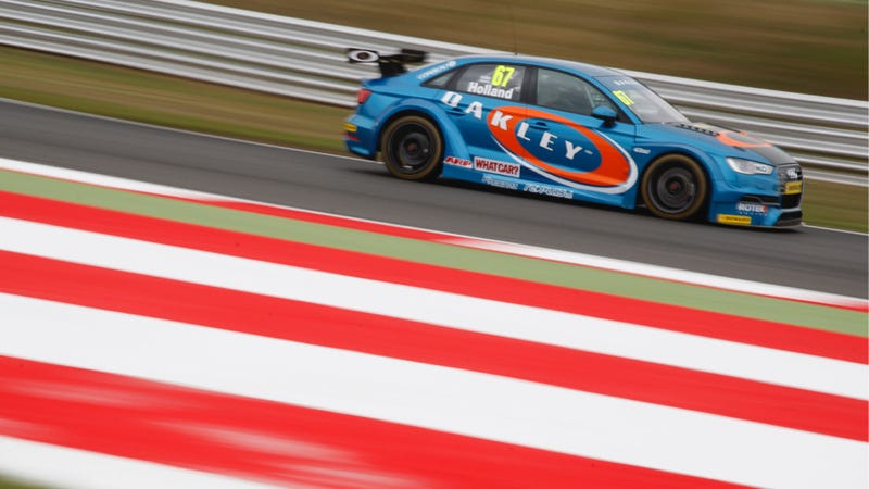 Robb Holland Becomes 1st American To Score In BTCC Since.. Dan Gurney?