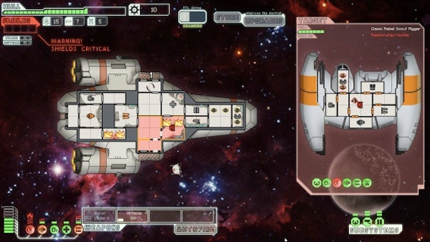 FTL Is The Star Trek Game I've Always Wanted