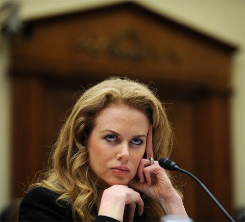 Nicole Kidman Takes On Congress, Hollywood Over Violence Against Women