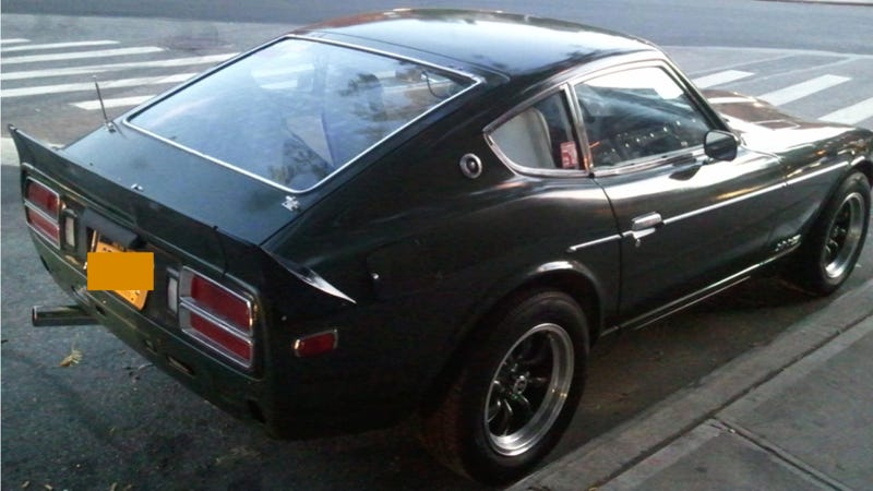 This Datsun 280Z Is Nothing But Delicious