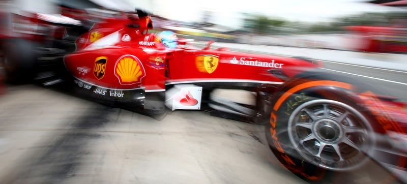 Yes, America's F1 Team Will Have A Ferrari Engine
