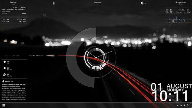 The Arc Desktop