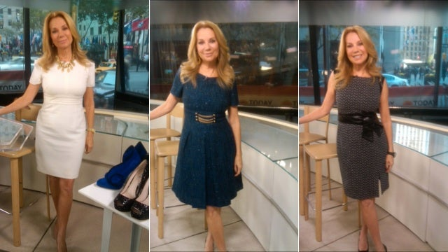 Kathie Lee's On-Air Wardrobe Gallery Sadly Lacks Booze