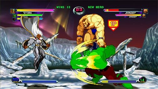 Marvel VS Capcom 2 Release Date Wrestled To The Ground