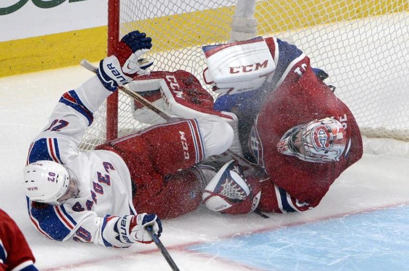 Carey Price Is Out For The Series