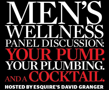 Esquire Finally Finds Old Man Equivalent of High School Period Chat