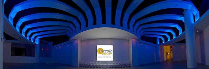 New York's Bitcoin Trading Floor Is Real and It Is Ridiculous