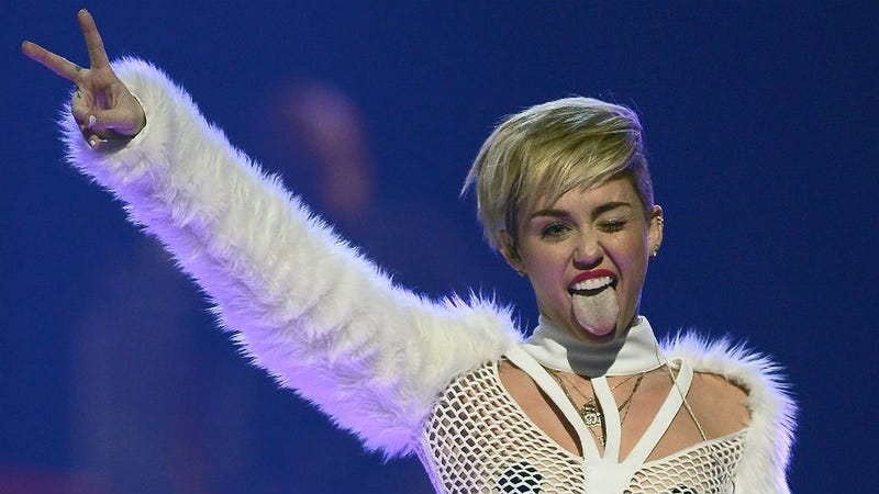 All Hail Miley Cyrus, MTV's Choice for Artist of the Year (Seriously)